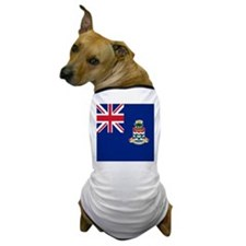 Flag of the Cayman Islands Dog T-Shirt