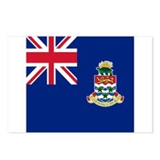 Flag of the Cayman Islands Postcards (Package of 8