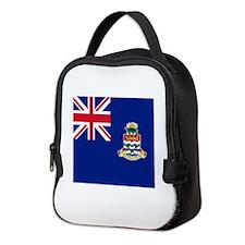 Flag of the Cayman Islands Neoprene Lunch Bag