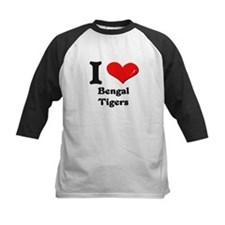 I love bengal tigers Tee