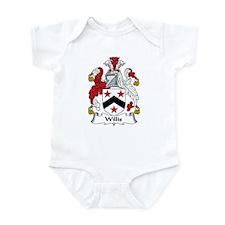 Willis Infant Bodysuit