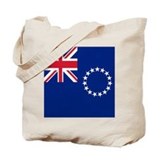 Flag of the Cook Islands Tote Bag