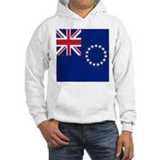 Flag of the Cook Islands Jumper Hoody