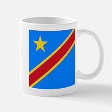 Flag of Congo Mugs