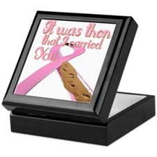 breast cancer Keepsake Box