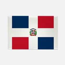 Flag of the Dominican Republic Magnets