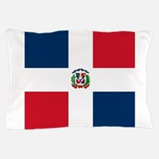 Flag of the Dominican Republic Pillow Case