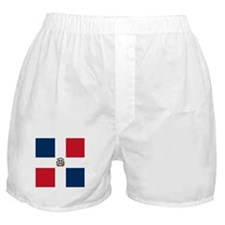 Flag of the Dominican Republic Boxer Shorts