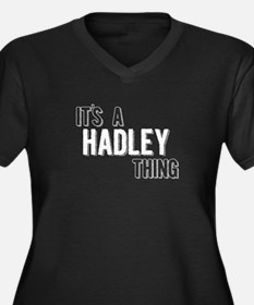 Its A Hadley Thing Plus Size T-Shirt