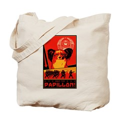 Obey the Papillon! War Bag