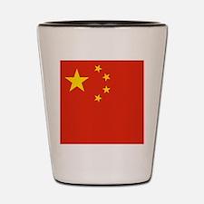 Flag of China Shot Glass