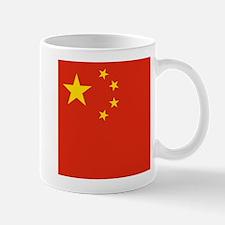 Flag of China Mugs