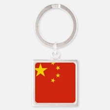 Flag of China Keychains