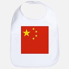 Flag of China Bib
