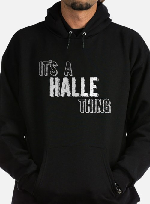 Its A Halle Thing Hoody
