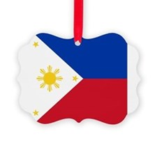 Flag of the Philippines Ornament