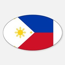 Flag of the Philippines Decal