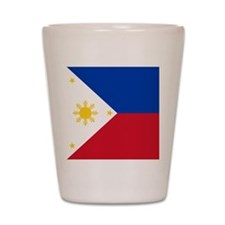 Flag of the Philippines Shot Glass