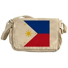 Flag of the Philippines Messenger Bag