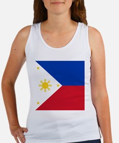 Flag of the Philippines Tank Top