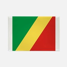 Flag of the Republic of the Congo Magnets