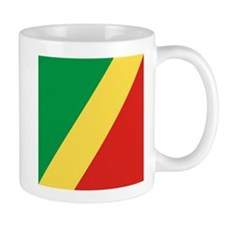 Flag of the Republic of the Congo Mugs