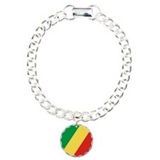 Flag of the Republic of the Congo Bracelet