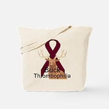 Thrombophilia Tote Bag