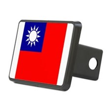 Flag of Taiwan Hitch Cover