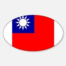 Flag of Taiwan Decal