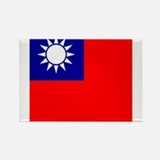 Flag of Taiwan Magnets