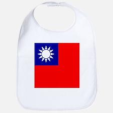 Flag of Taiwan Bib