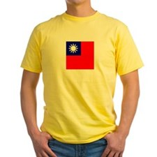 Flag of Taiwan T-Shirt