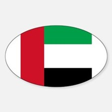Flag of the United Arab Emirates Decal