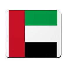 Flag of the United Arab Emirates Mousepad