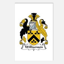 Williamson Postcards (Package of 8)