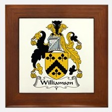 Williamson Framed Tile