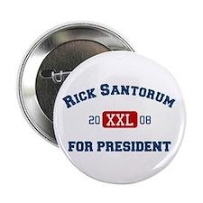 Rick Santorum for President Button