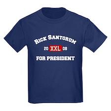 Rick Santorum for President T