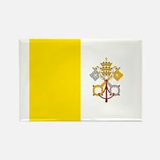 Flag of Vatican City Magnets
