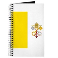 Flag of Vatican City Journal