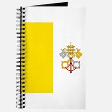 Flag of Vatican City Journal
