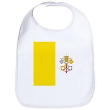 Flag of Vatican City Bib