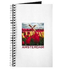 Amsterdam Tulips Journal
