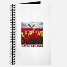 Amsterdam Tulips Journal