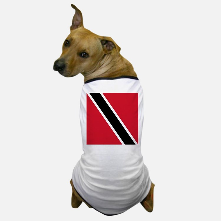 Flag of Trinidad and Tobago Dog T-Shirt