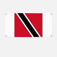 Flag of Trinidad and Tobago Banner