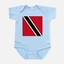 Flag of Trinidad and Tobago Body Suit