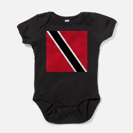 Flag of Trinidad and Tobago Baby Bodysuit