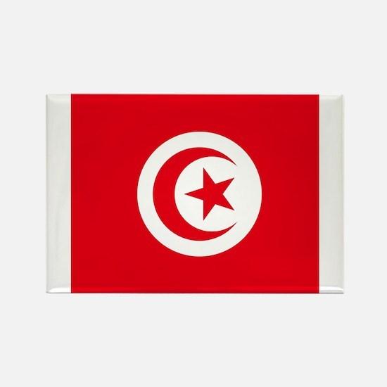 Flag of Tunisia Magnets